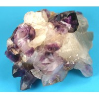 Amethyst from pegmatite