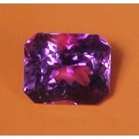 Amethyst Cut Stone
