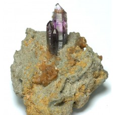Amethyst on Matrix