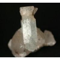Beryl, with strange crystal form