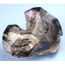 Amethyst/Smoky  Scepter