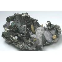 Apatite, Arsenopyrite, and Siderite