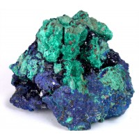 Azurite and Malachite