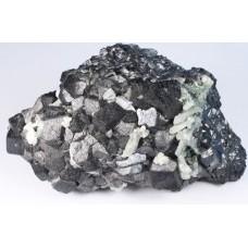 Magnetite with Quartz