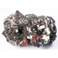 Helvite on Arsenopyrite