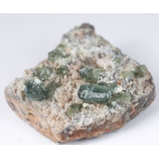 Demantoid, variety of Andradite Garnet