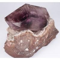 Amethyst in Dacite
