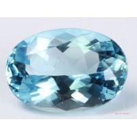 Aquamarine ( Beryl )