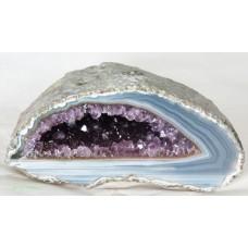 Amethyst / Agate Geode