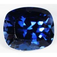 Sapphire, lab created