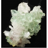 Apophyllite and Stilbite