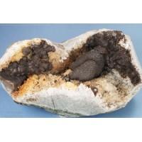 Calcite (black)