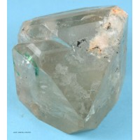 Topaz with water inclusion (enhydro)