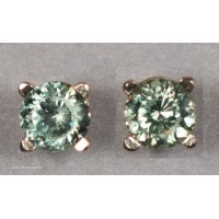 Demantoid Garnet Earrings